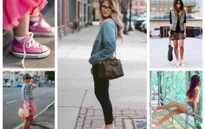 С чем носить кеды – высокие и низкие? Рекомендации по созданию модного образа