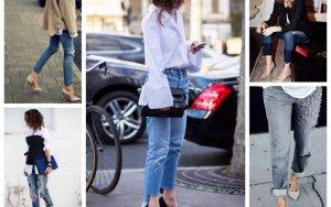 Какая обувь сочетается с джинсами?