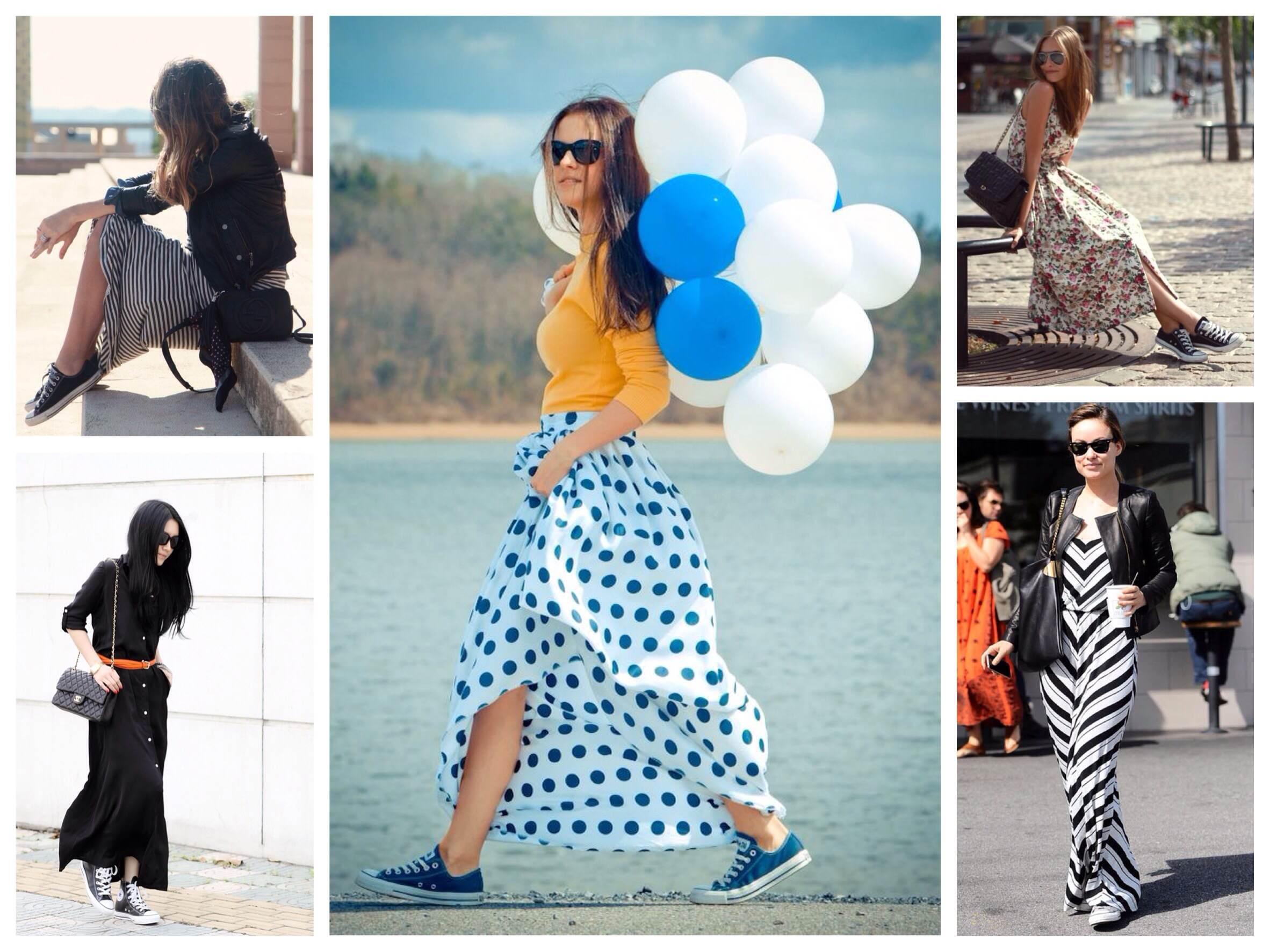 Фотографий девушка в платье и белых носках 11 фотография