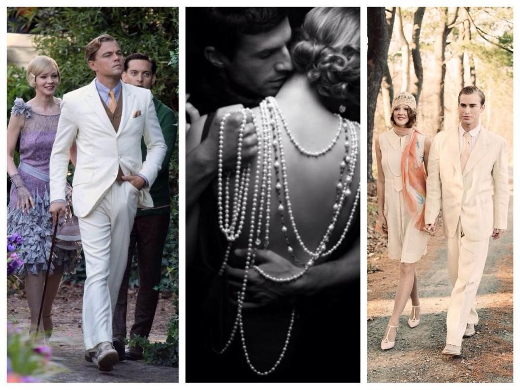 в стиле Gatsby