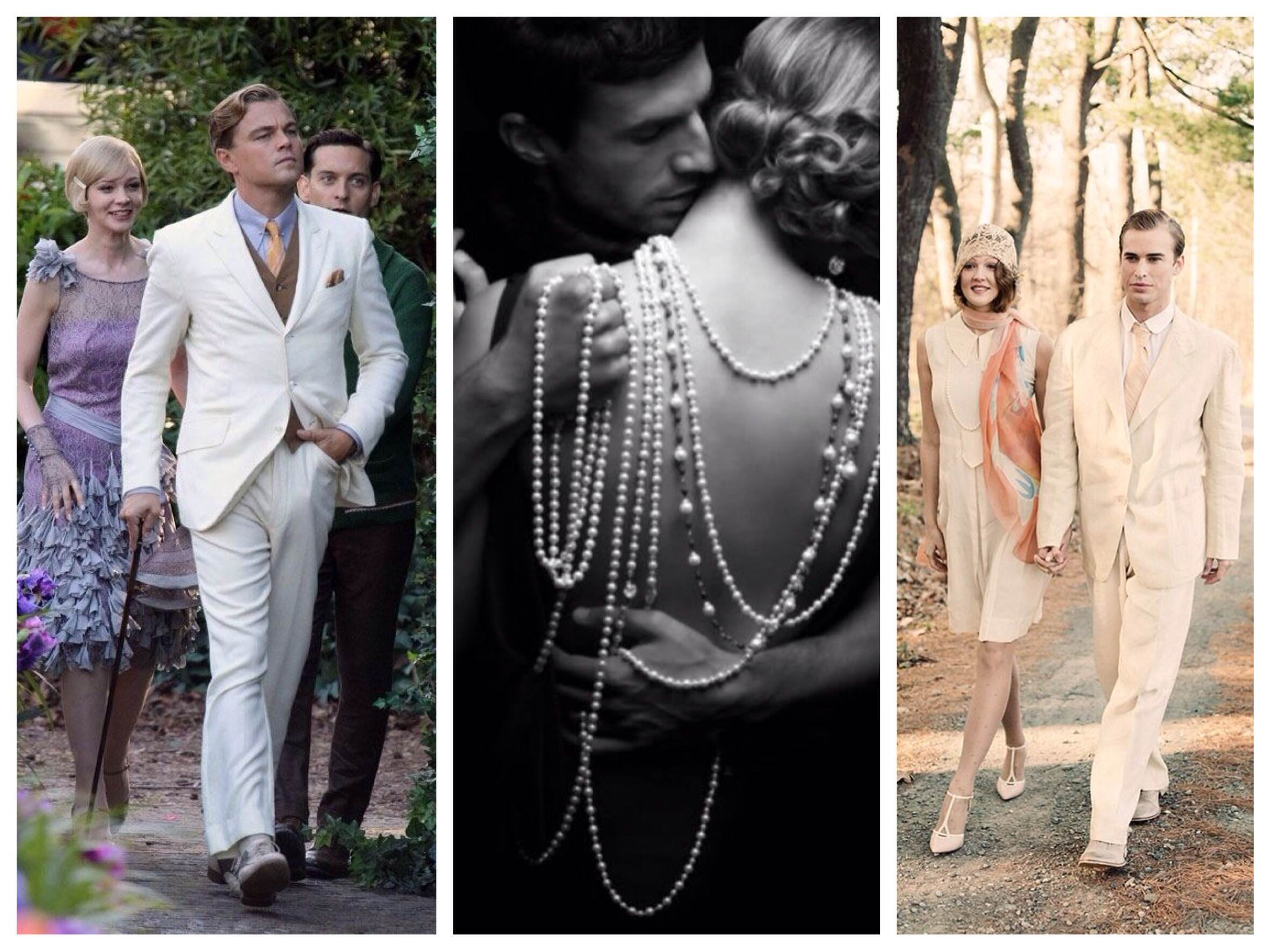 Одежда в стиле 20-х годов  фото, видео, рекомендации e07406a4fb3