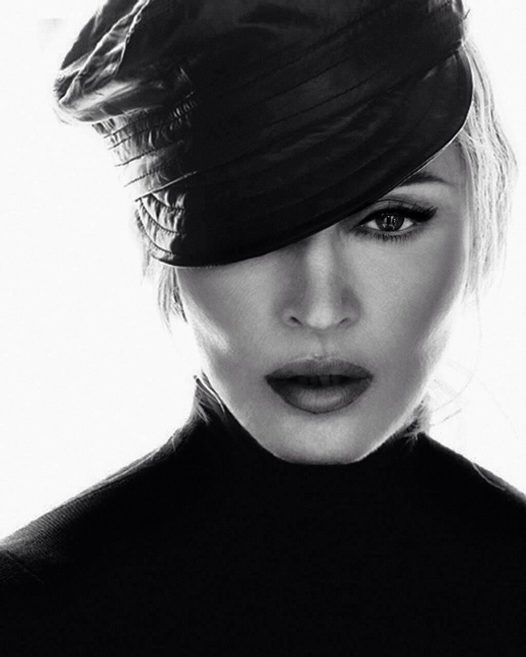 Рок образ Мадонны