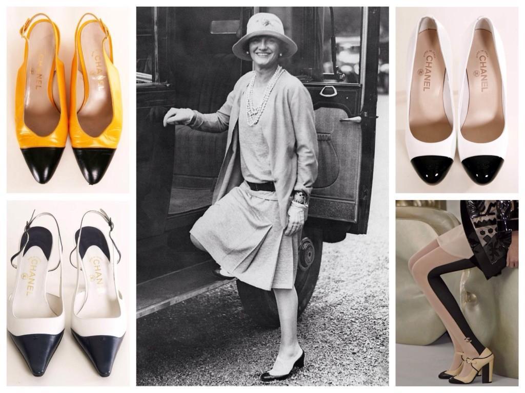 Обувь Chanel
