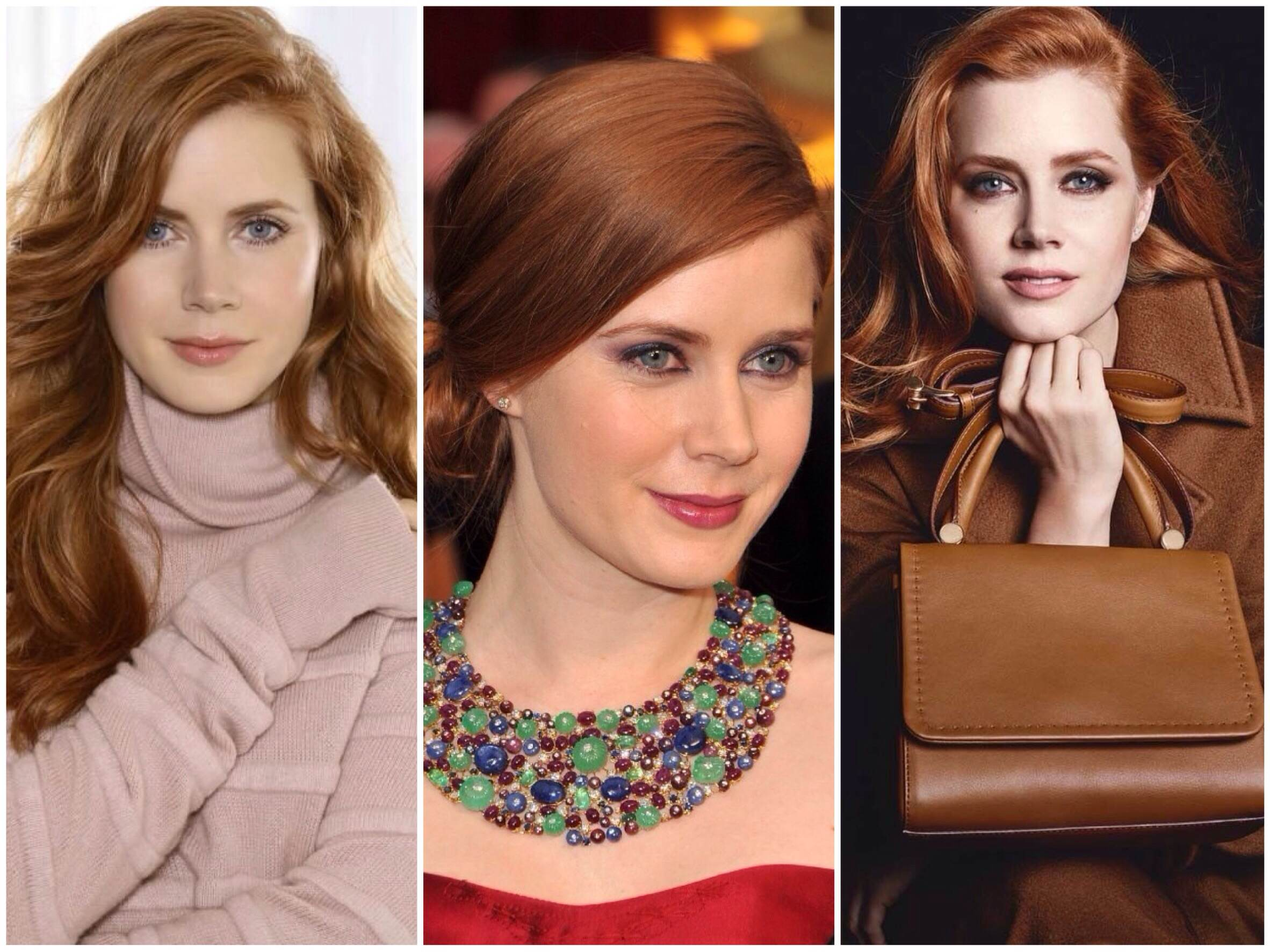 Цветотип осень примеры гардероб макияж