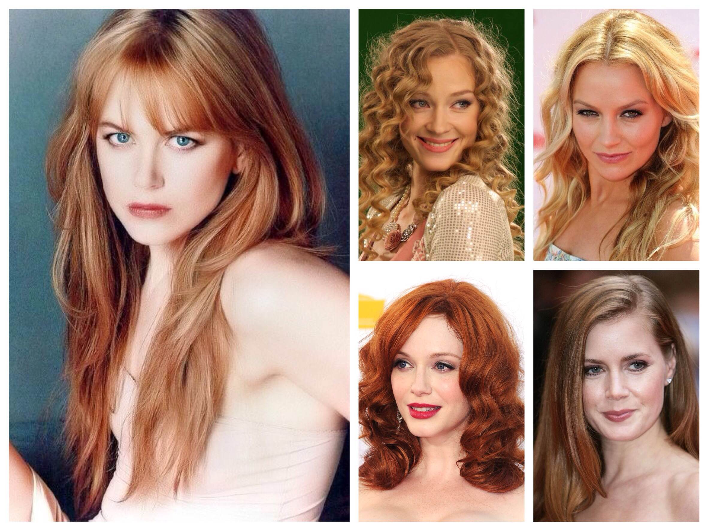 Цветотип лето: цвет волос и макияж - DiscoverStyle.ru
