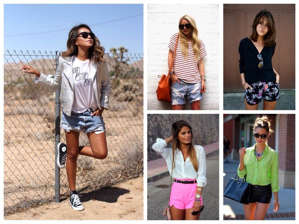 Модные образы блоггеров