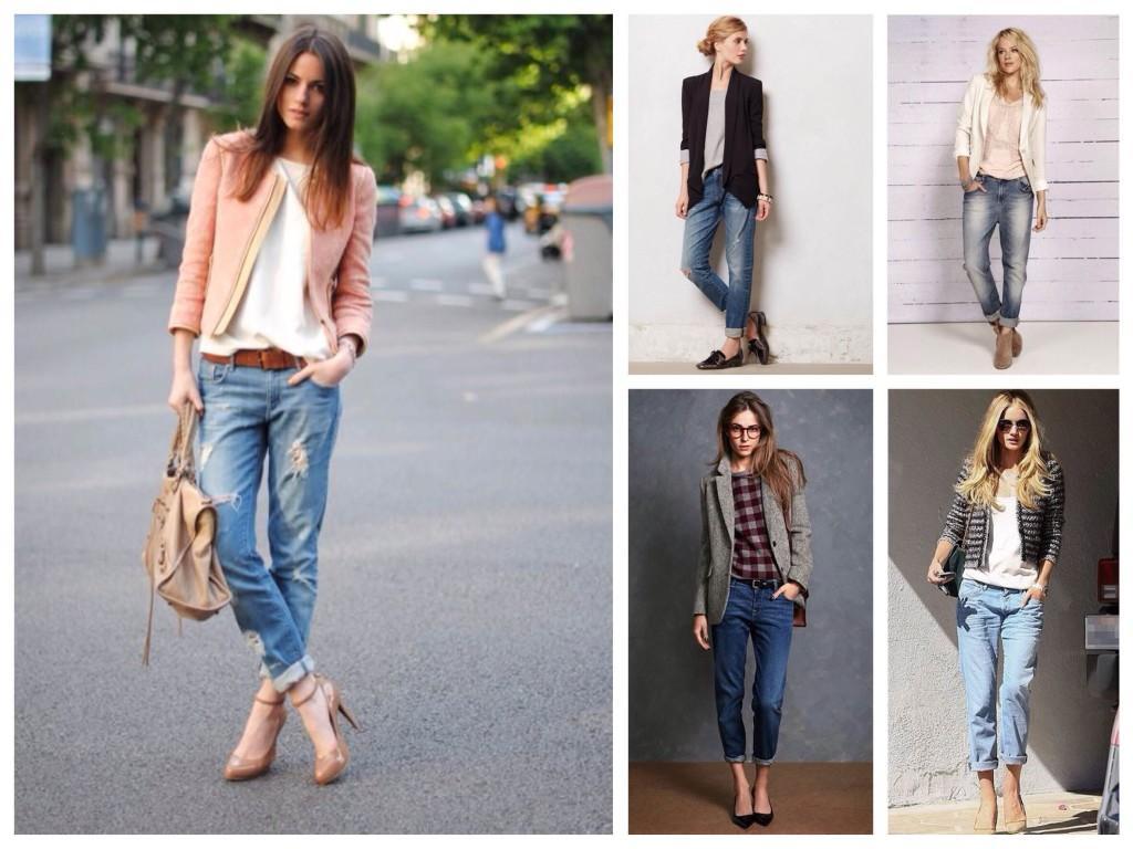 Образы с пиджаками