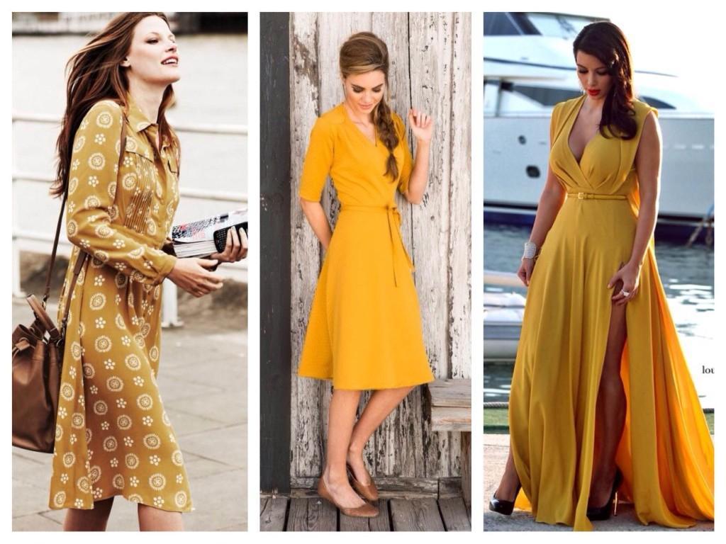 Варианты платья от блоггеров и звезд