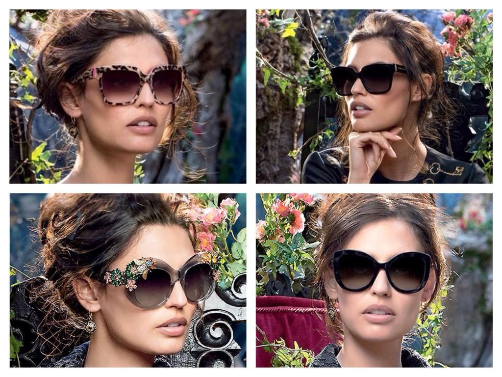 Коллекция Dolce Gabbana 2015 солнцезащитных очков