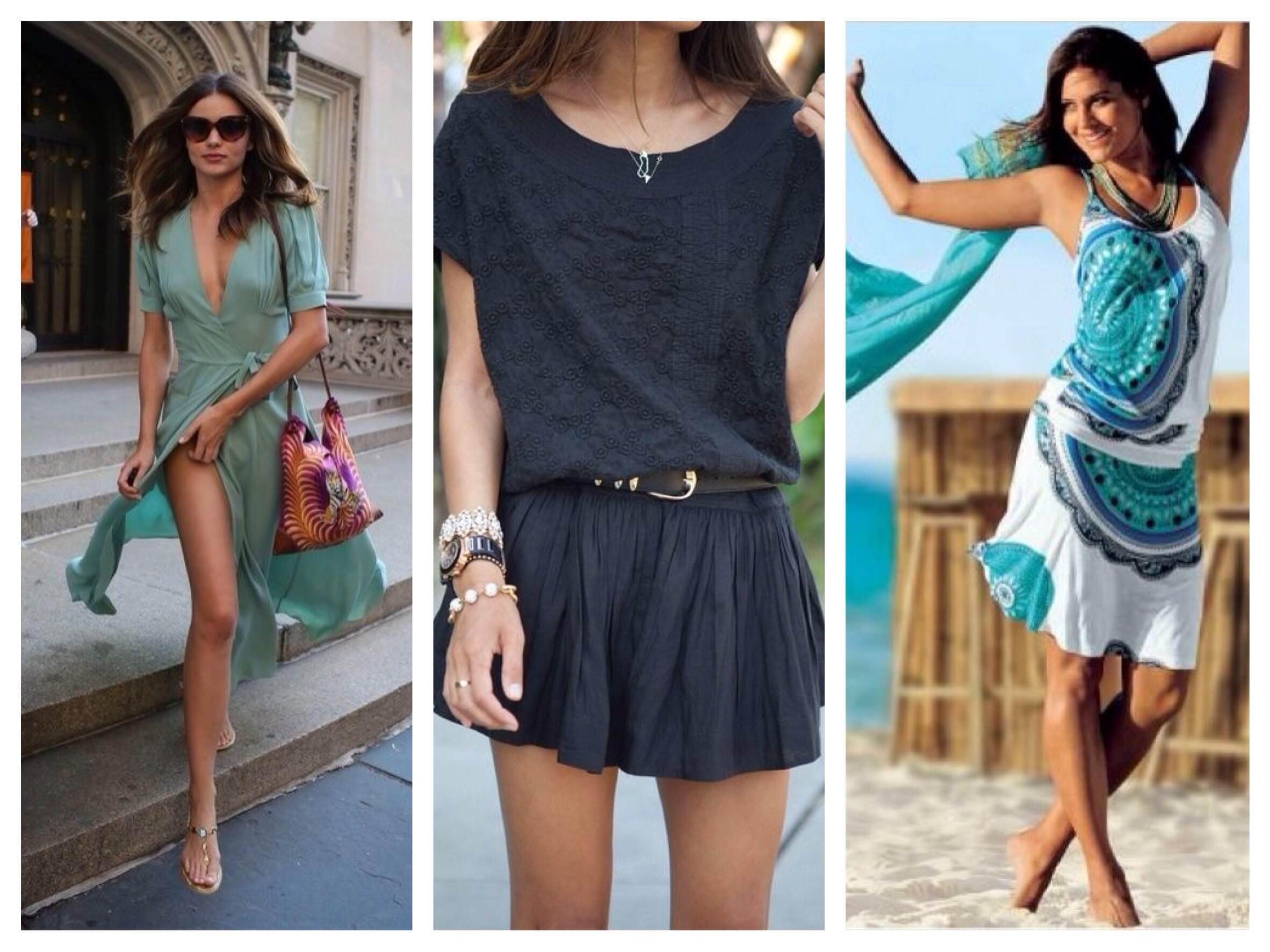 630e0c1ba46 Базовый гардероб на лето современной женщины