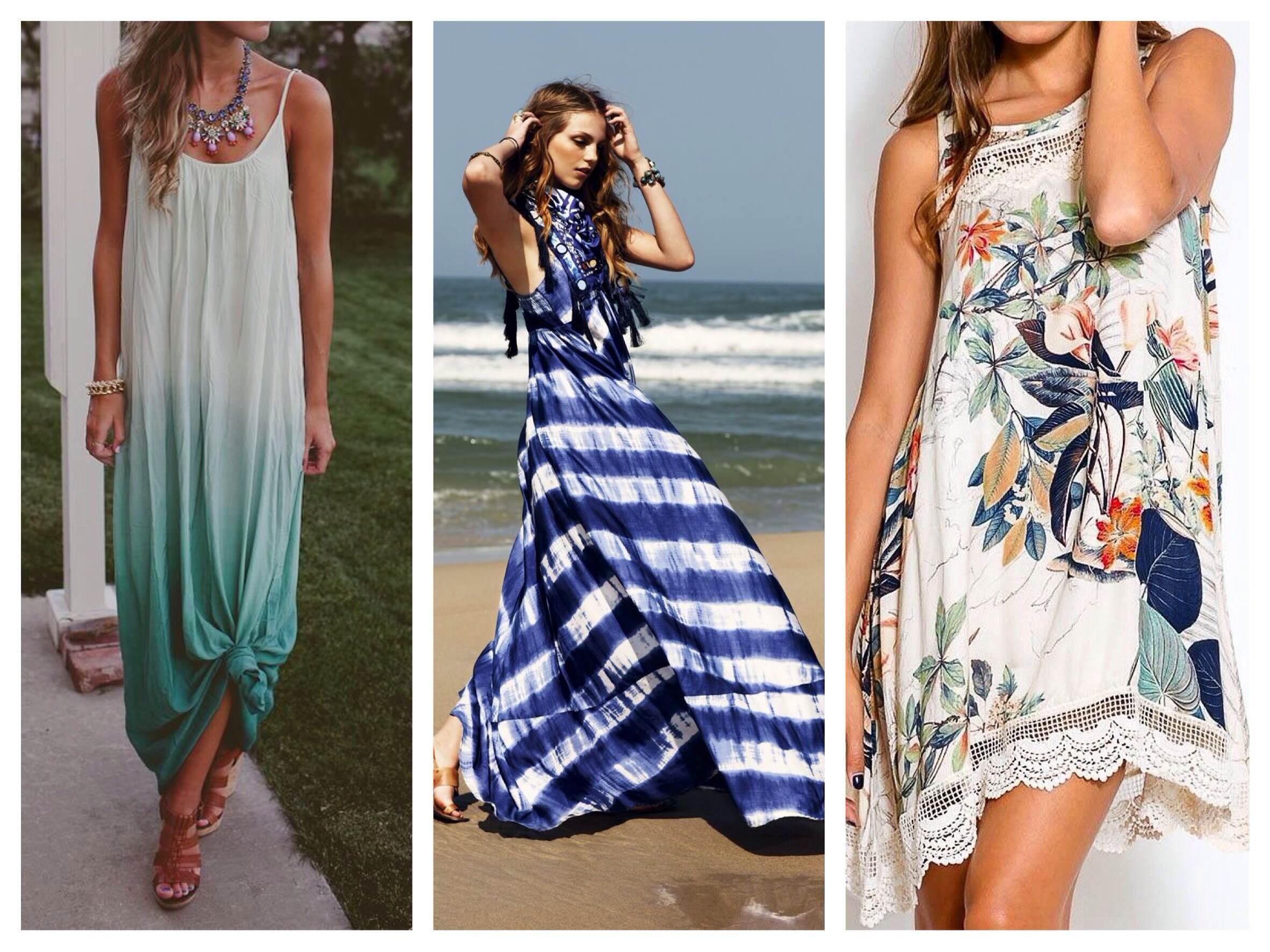 Одежда для летнего отдыха для полных