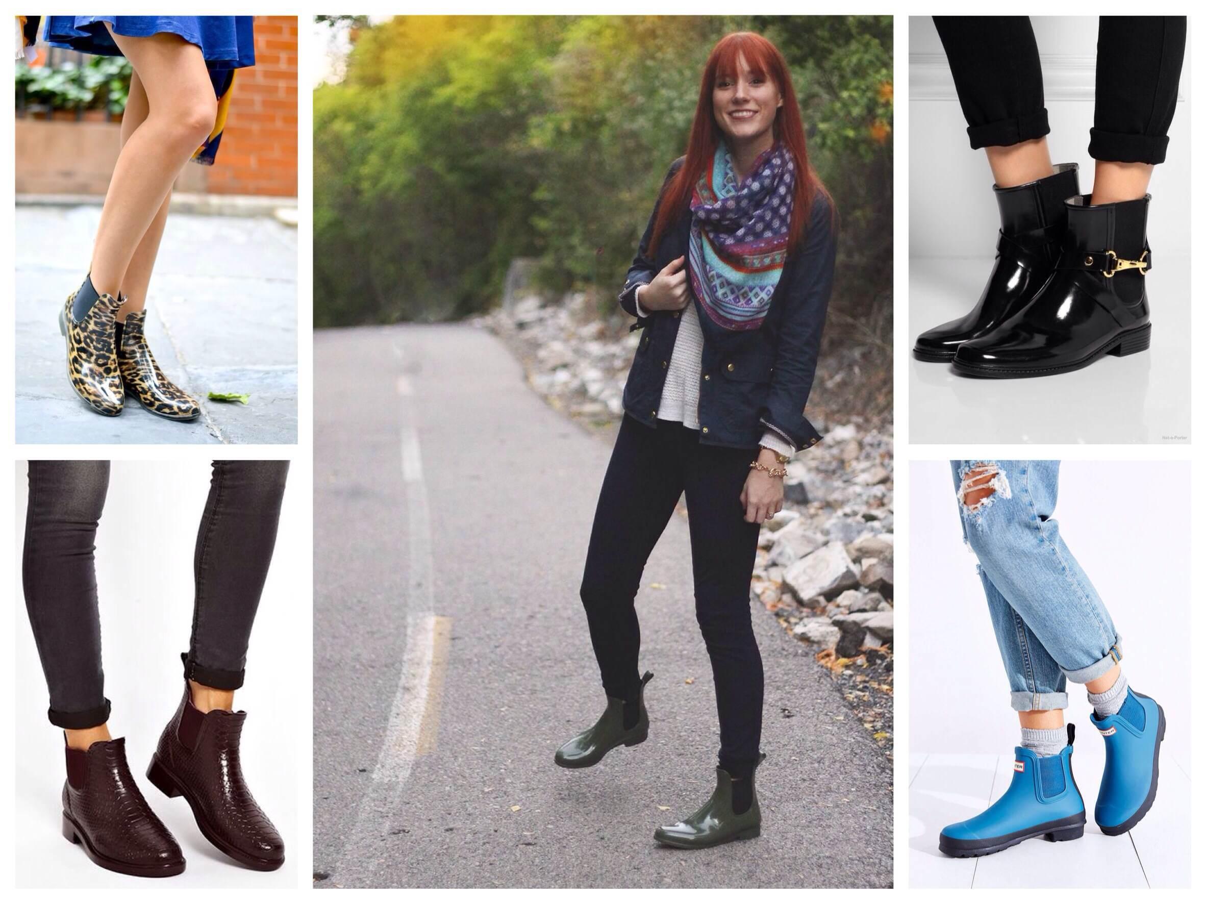7d9b7eede С чем носить резиновые сапоги: фото, советы