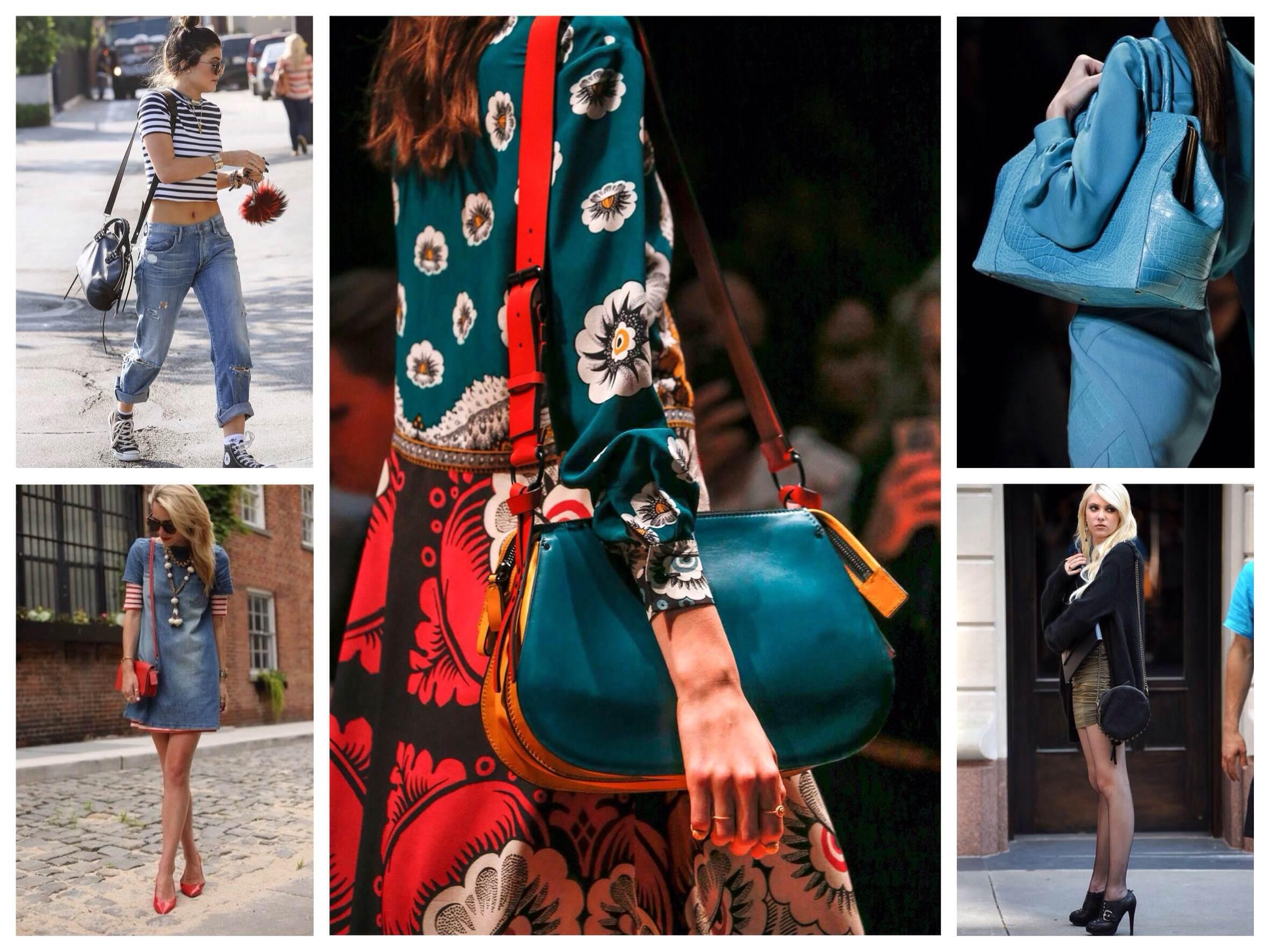 1f7a5ac42b83 Виды женских сумок и как их носить: фото, рекомендации