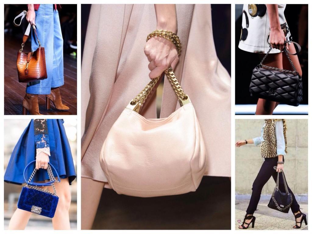 Ридикюль (сумка-ридикюль) - Сумки - с чем носить, что это такое