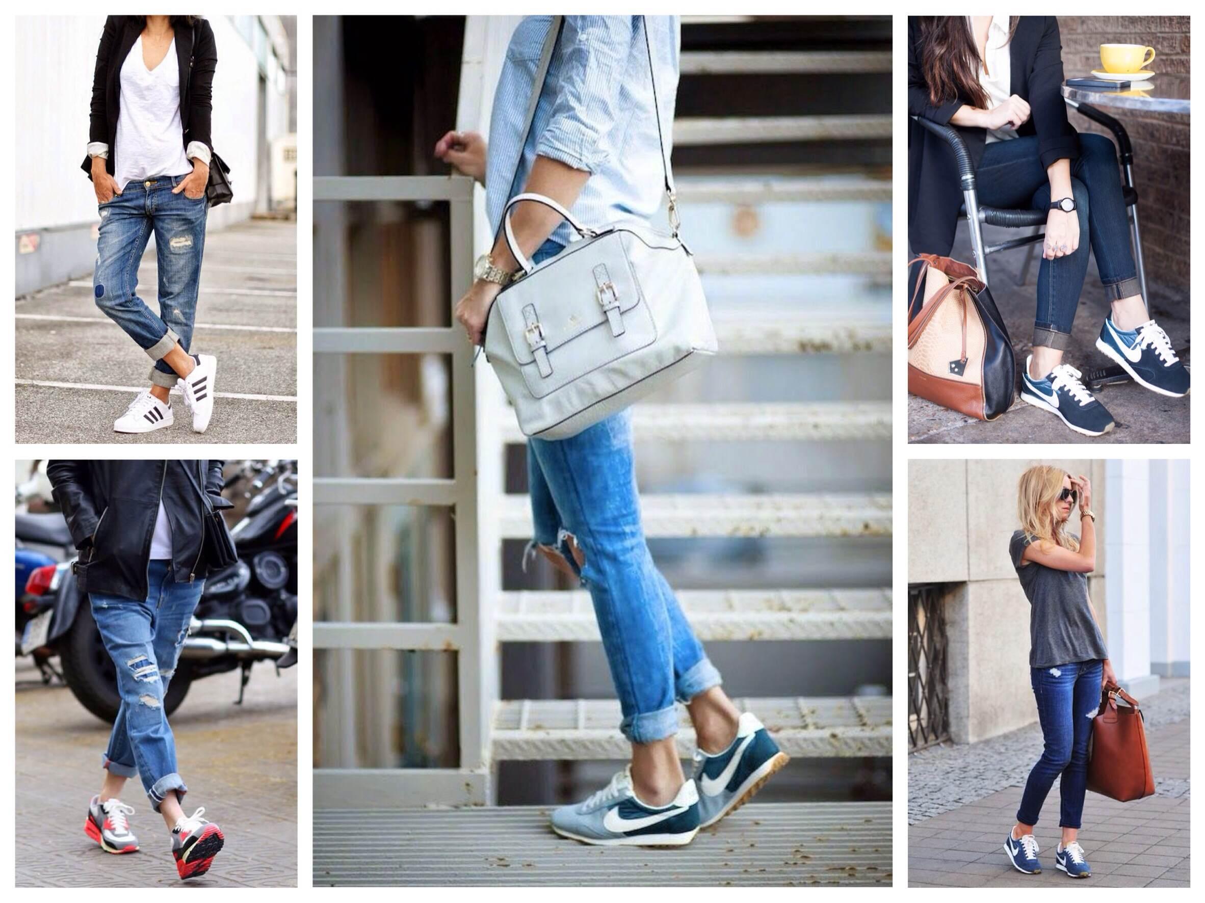 df76f835 Комбинации с различными силуэтами джинс