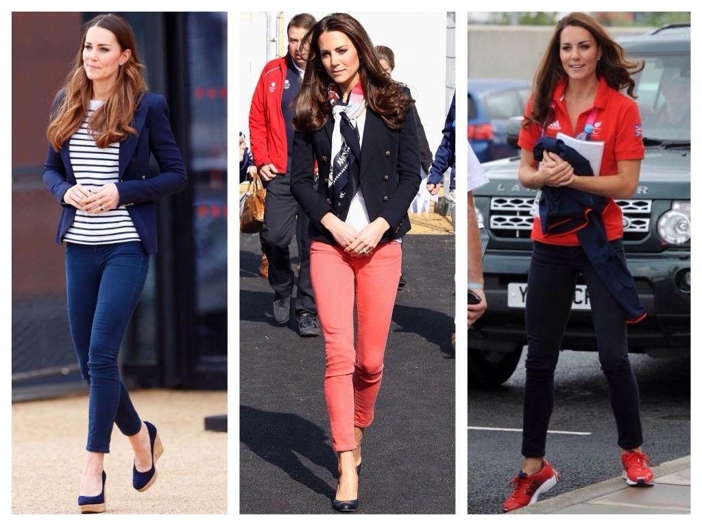 Комплекты с брюками и джинсами