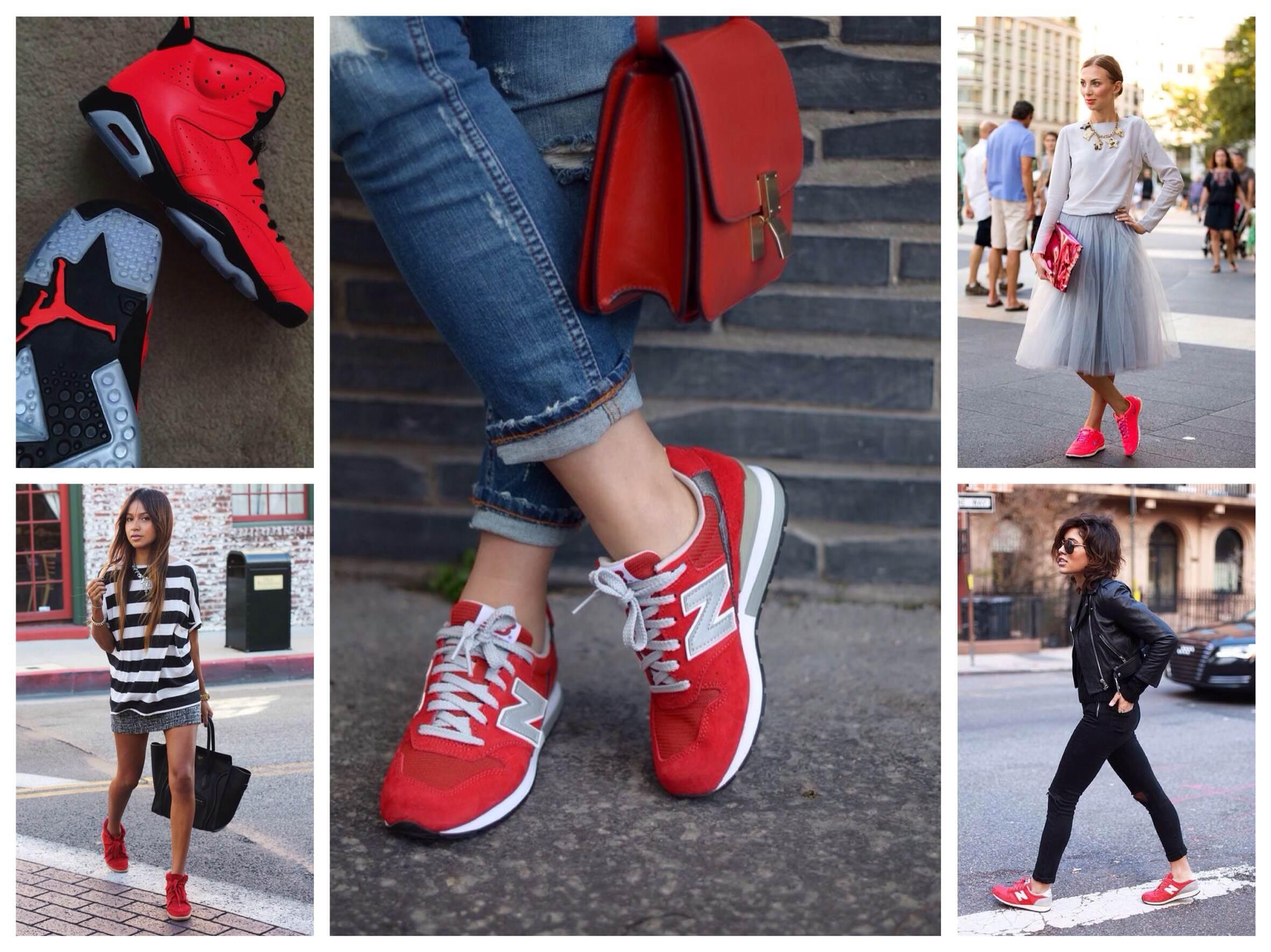С чем носить белые кроссовки картинки