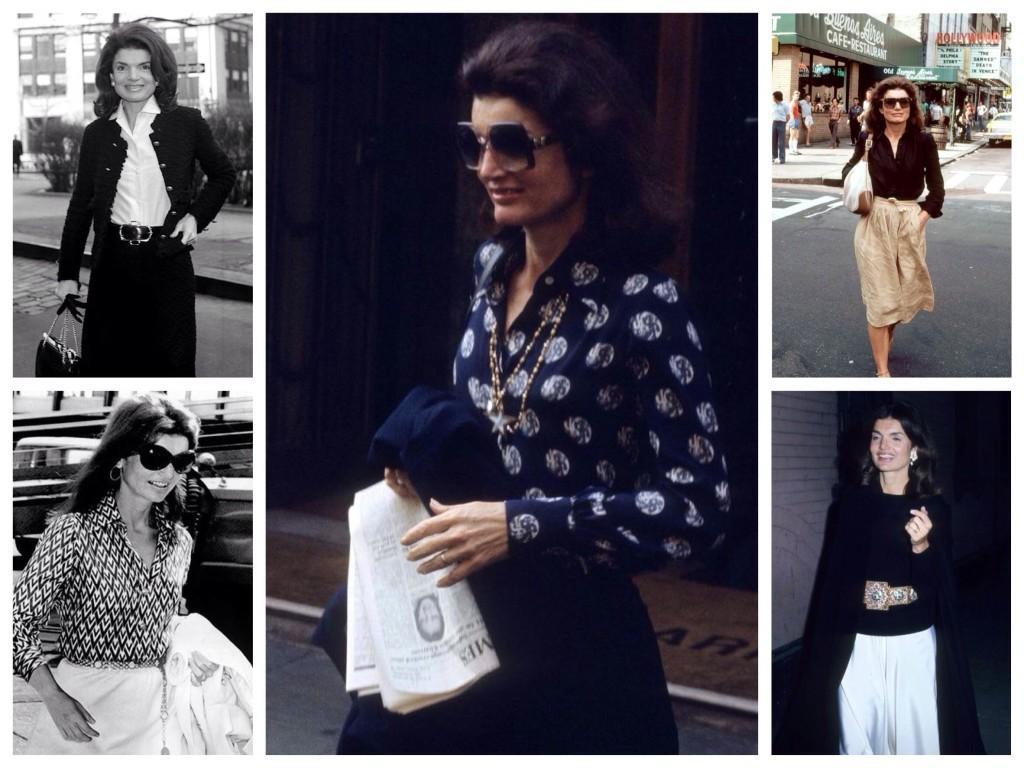 Рубашки и блузки Жаклин Кеннеди
