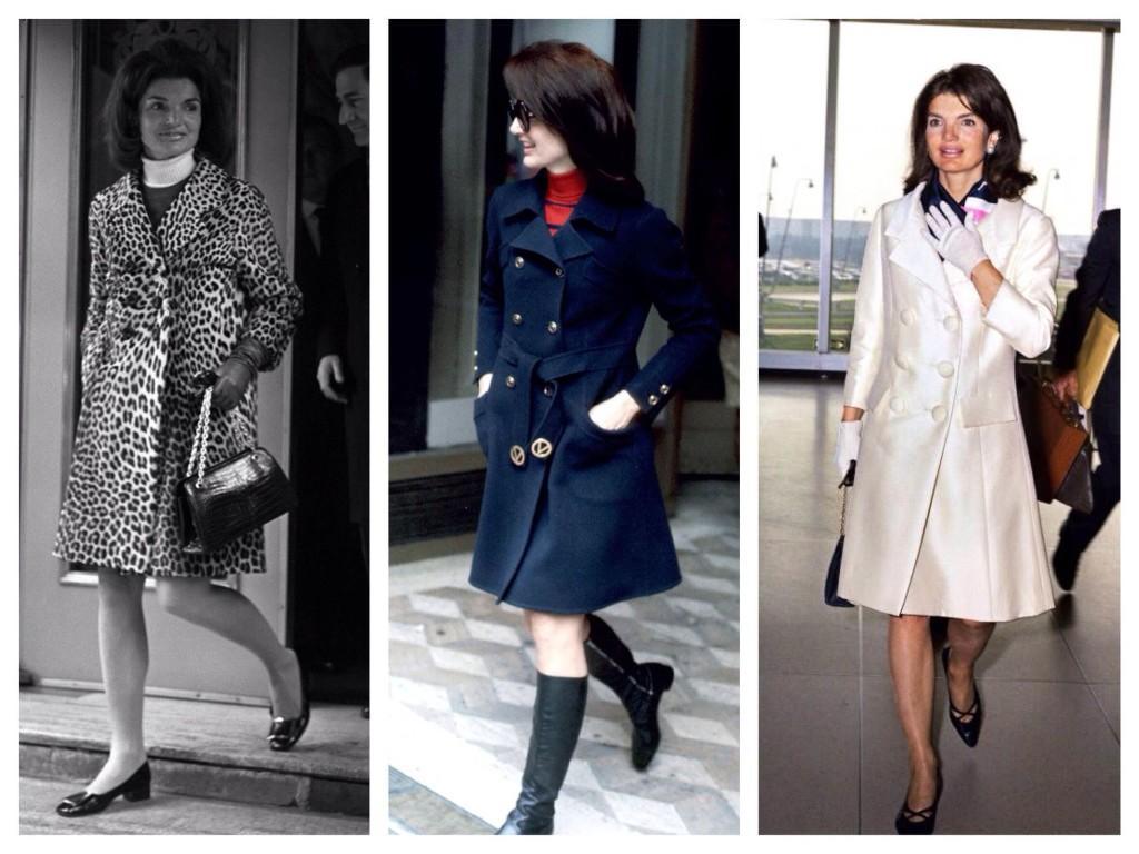 Варианты выбора пальто