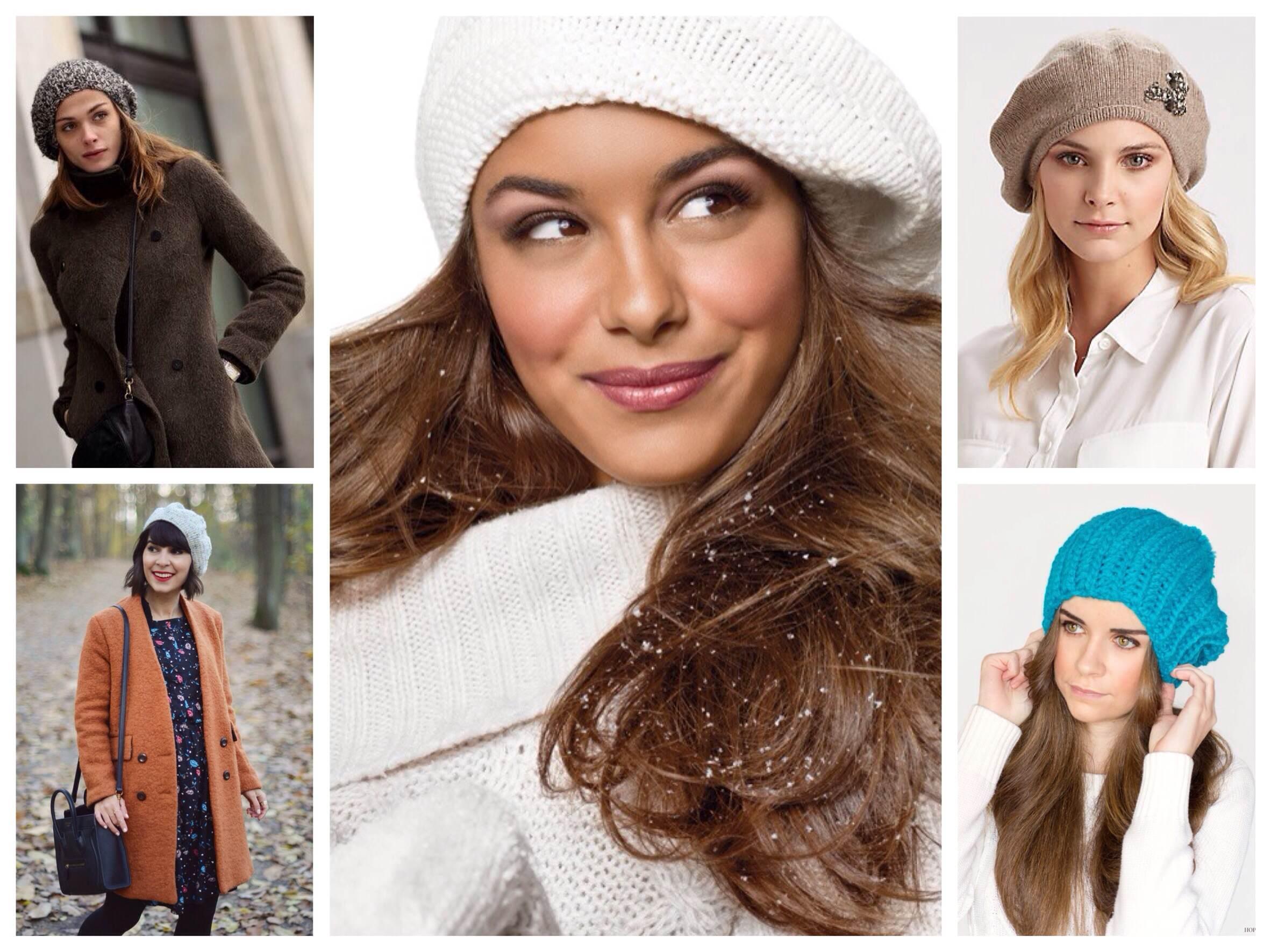 Женские береты: фото, обзор моделей, рекомендации