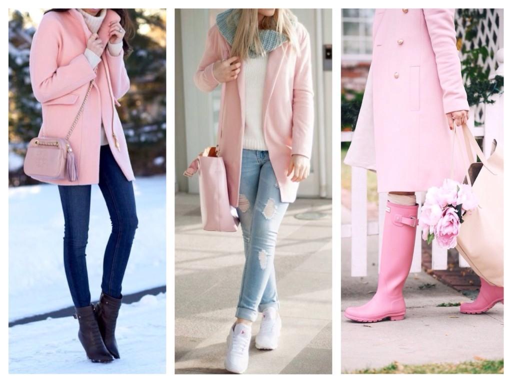 обувь к пальто