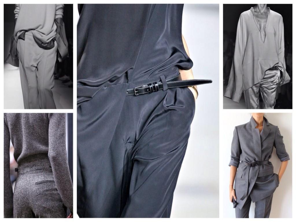 серые оттенки брюк