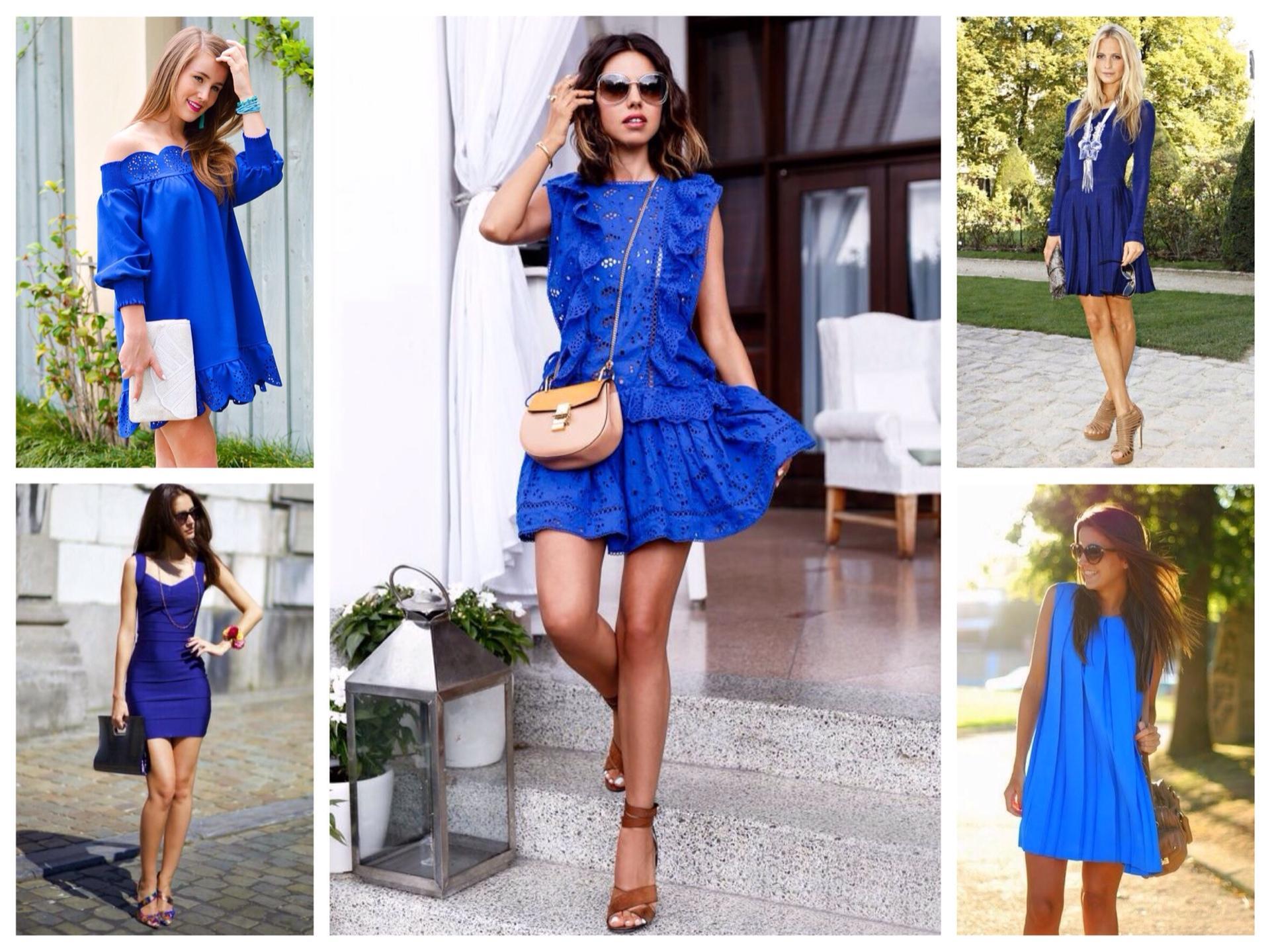 Туфли под синие длинное платье