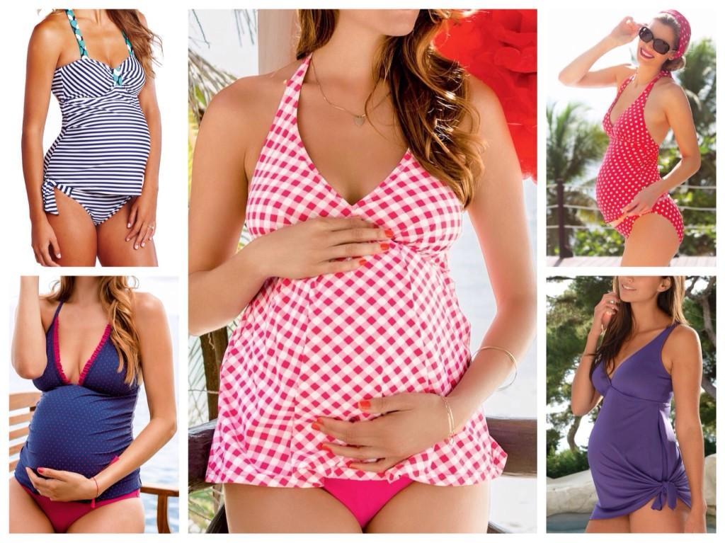 купальники для беременных