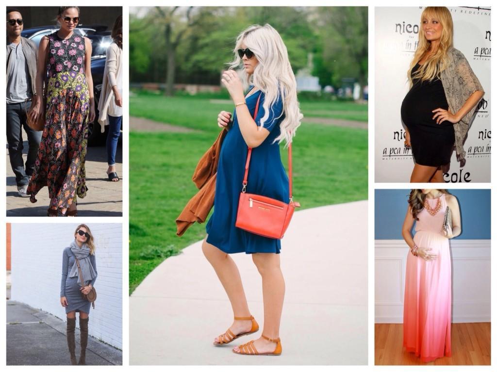 селебрити и блоггеры в беременность