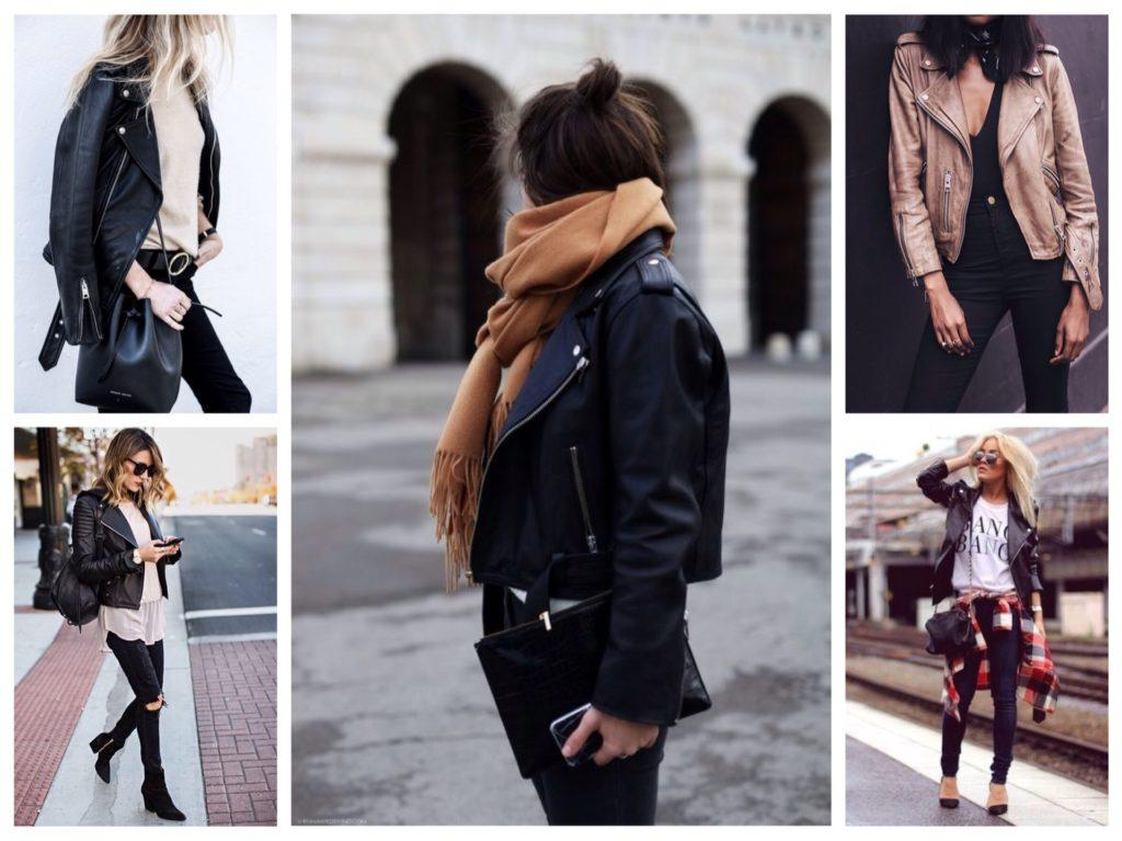 куртки косухи