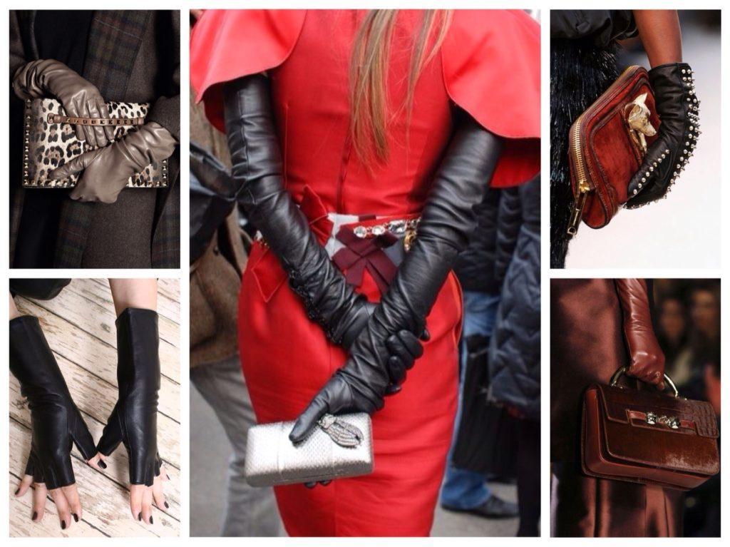 модели перчаток