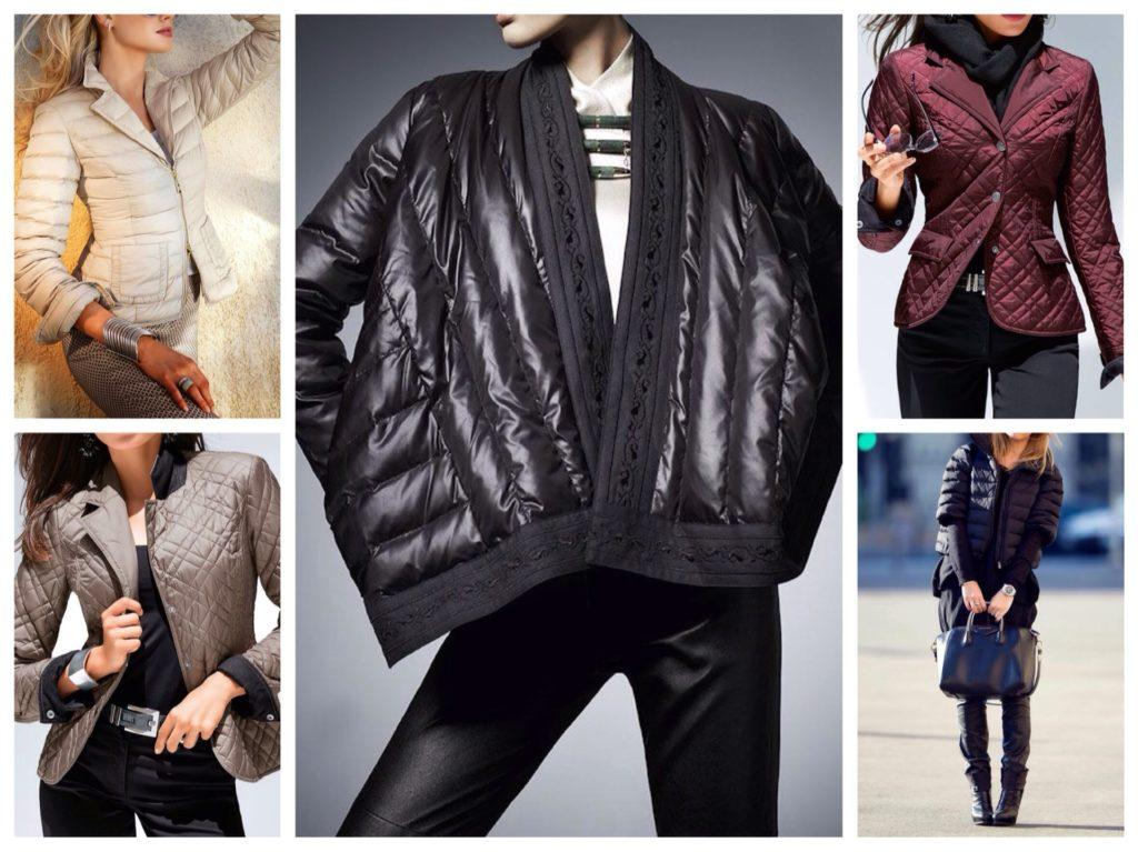 Жакеты куртки