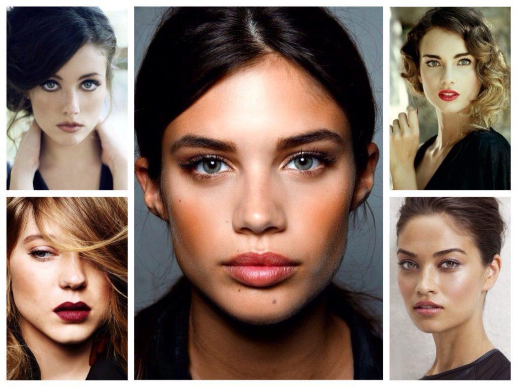 Варианты макияжа