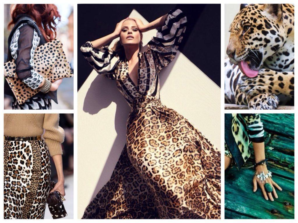 1f78d19aac7 Леопардовый принт в одежде