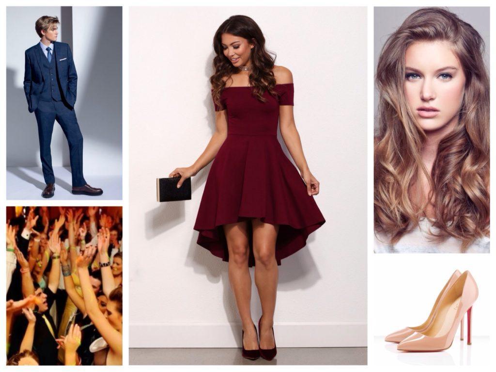 f56607f5d35 Как одеться на выпускной  выбор платья