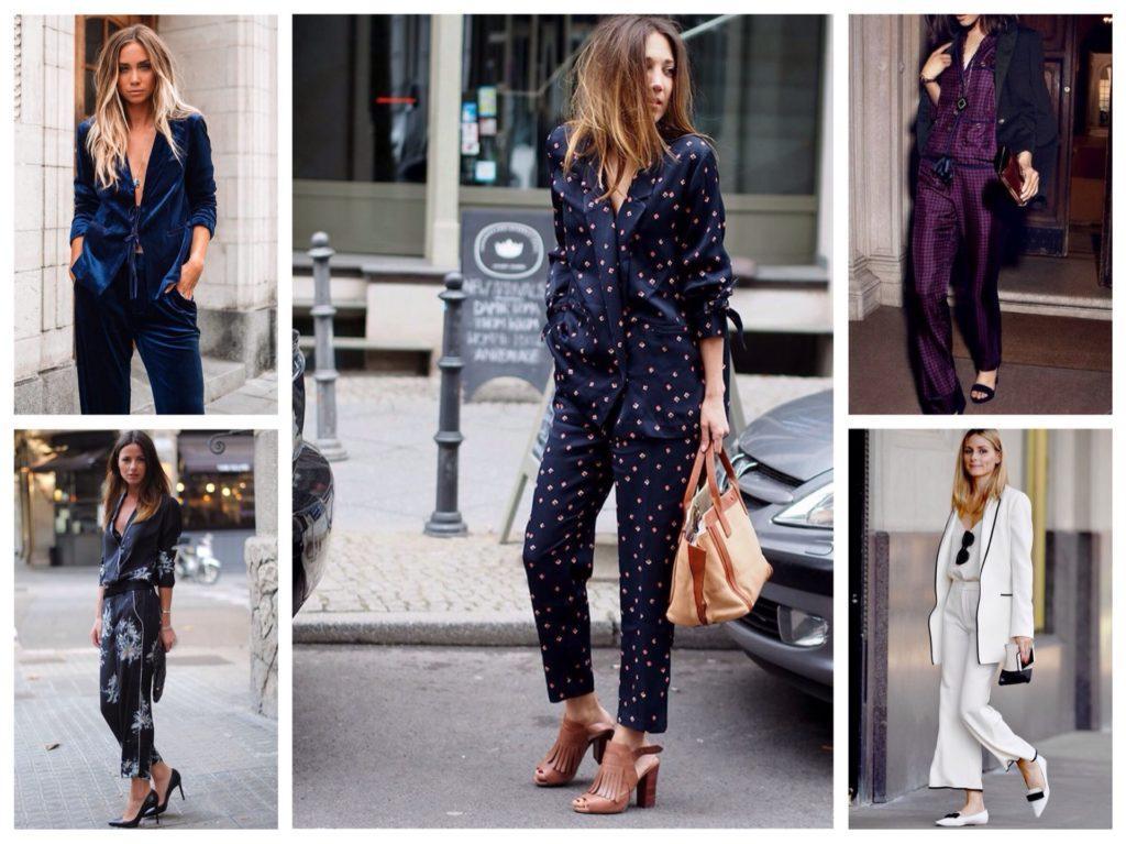Пижамы Street style