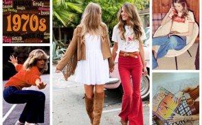 Богемная роскошь моды и стиля 70х годов