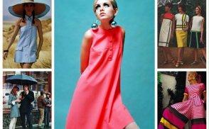 Мода и стиль 60-х годов: легендарная эпоха