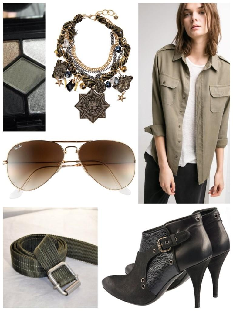 LOOK MILITARY