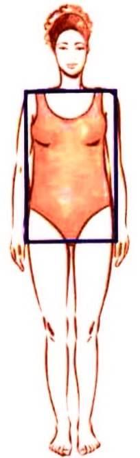 Тип фигуры полный прямоугольник