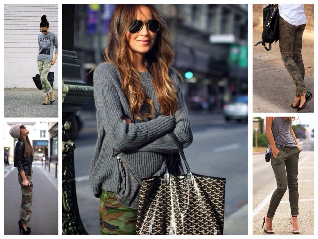 street style military