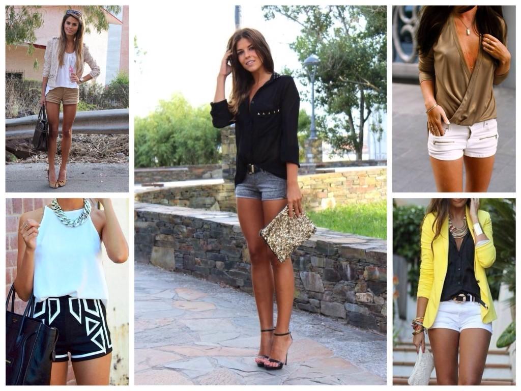 Комплекты с летними шортами