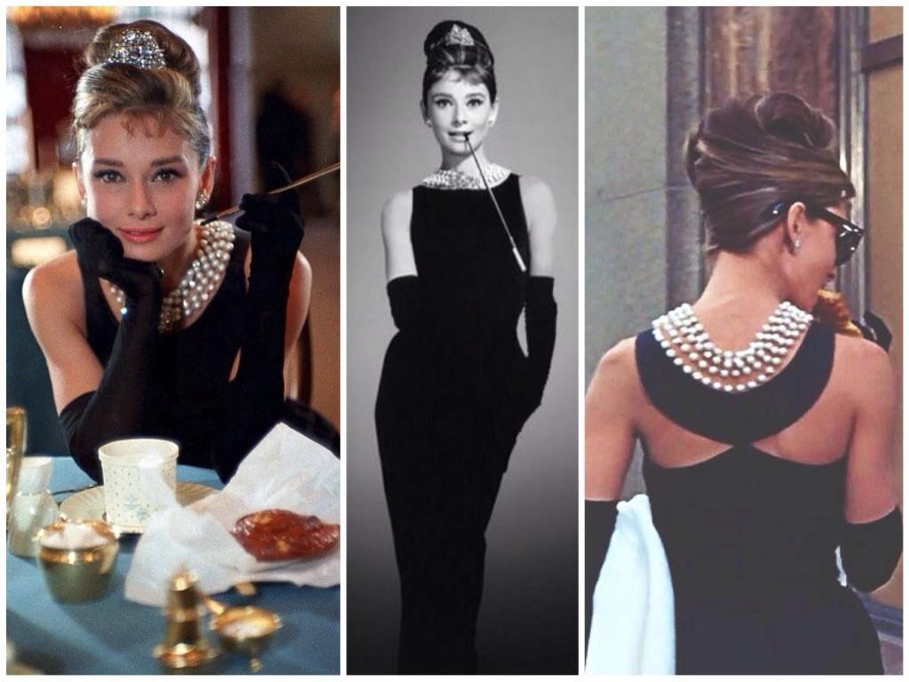 Легендарное платье Шанель и Завтрак у Тиффани