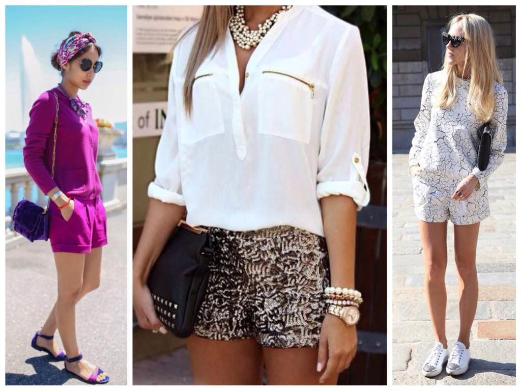 Модные луки от блоггеров