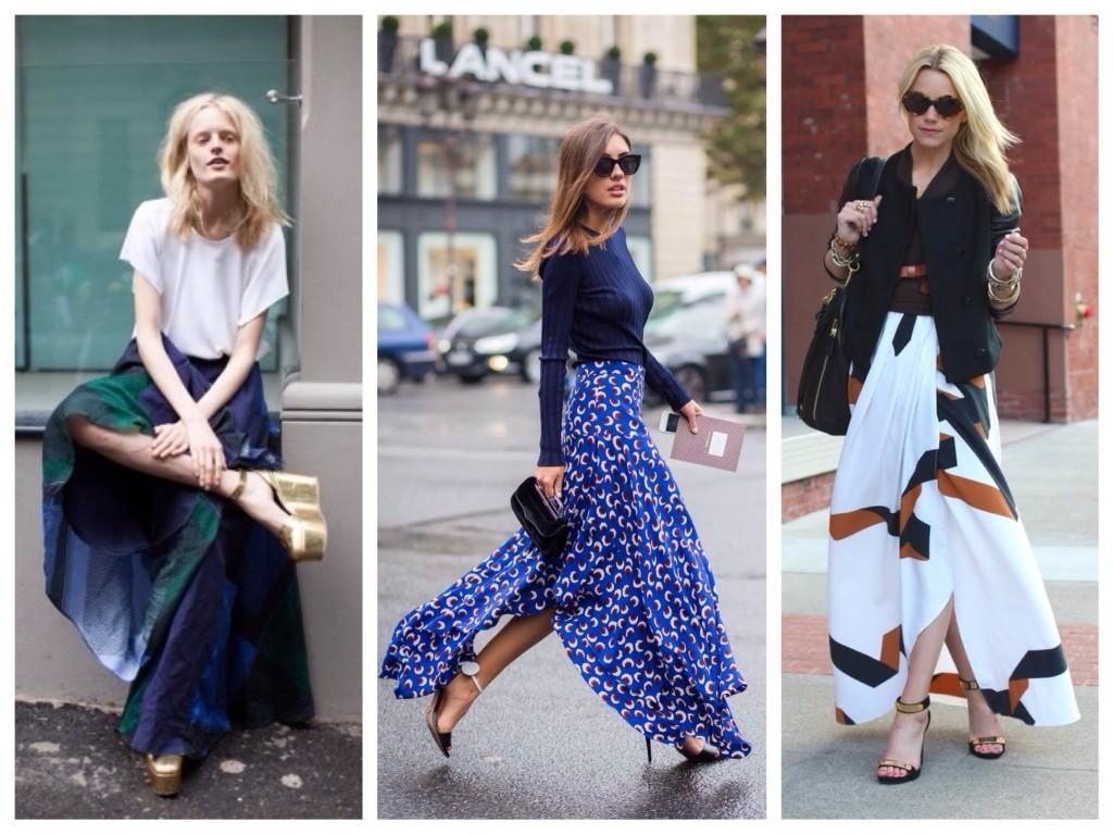 Модные уличные луки