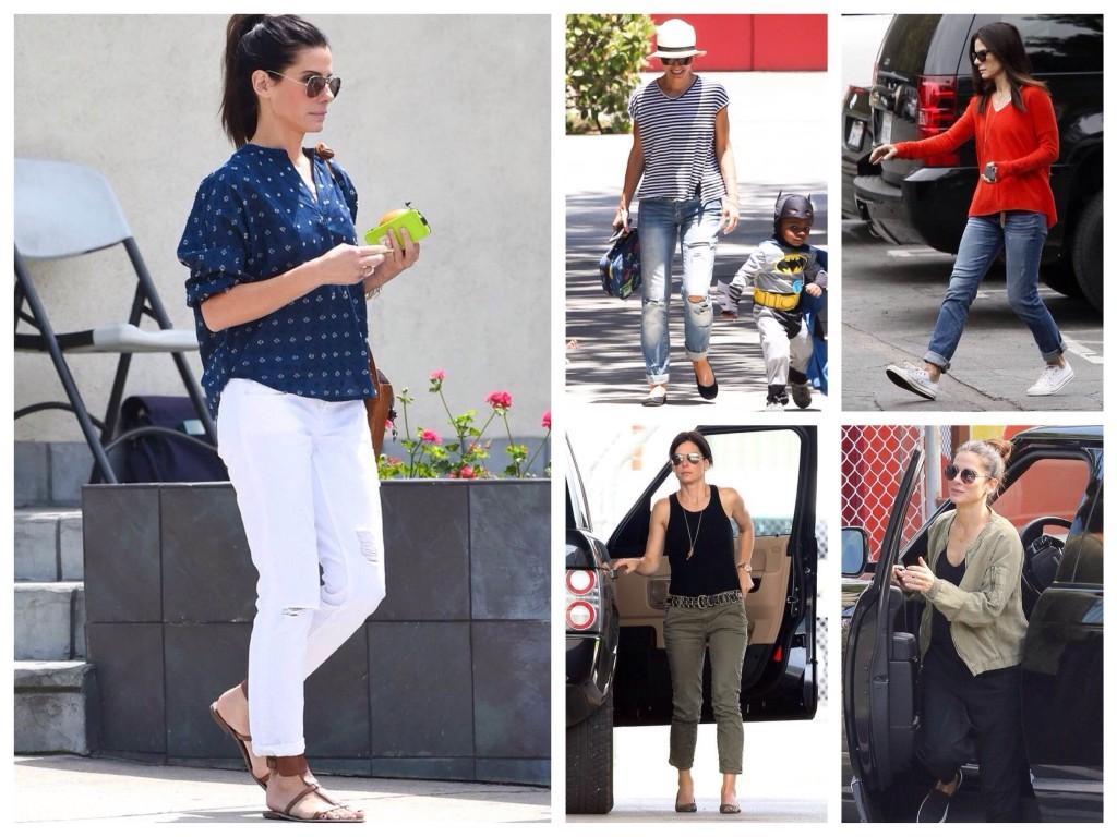 Комплекты с джинсами и брюками после 50