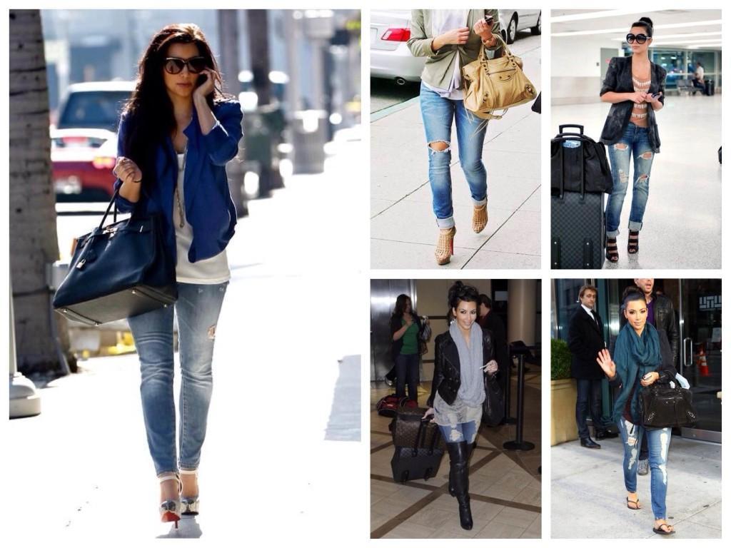 Обувь под женские джинсы