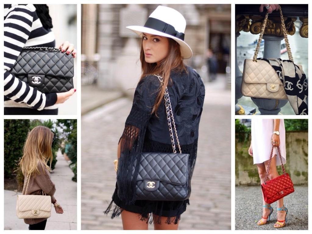 Flap bag от CHANEL