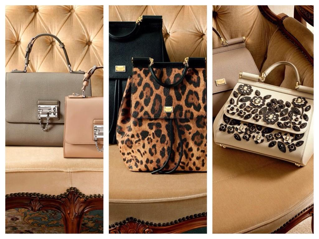 Коллекция сумок Dolce Gabbana