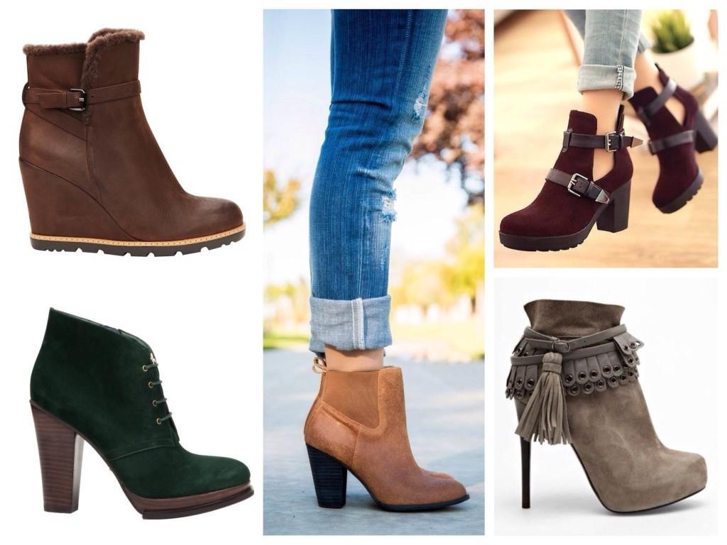 Многообразие форм каблука